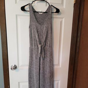 Comfortable Ribbed Jumpsuit